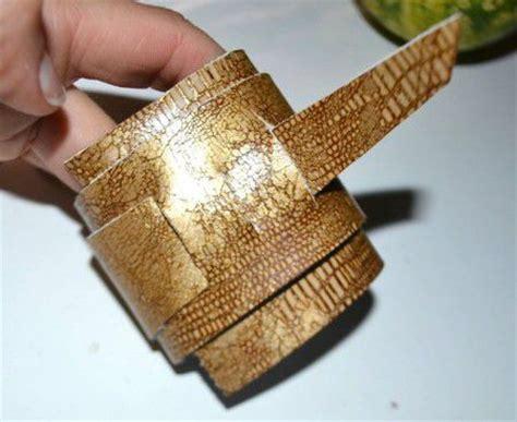 como hacer brazaletes de cuero como hacer brazaletes de cuero todo manualidades