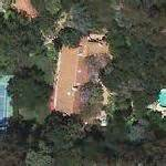 carrie fishers home carrie fisher s house in beverly hills ca virtual globetrotting