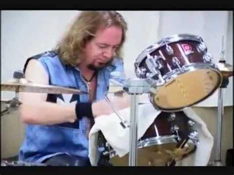 Iron And Smoke Kaye Smith adrian smith drums