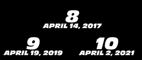 fast and furious 8 usa release date 7 8 diesel autos post