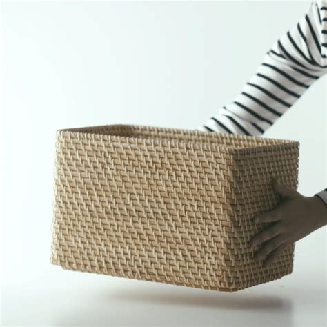 muji baskets pair with drawer modules storage containers stacking