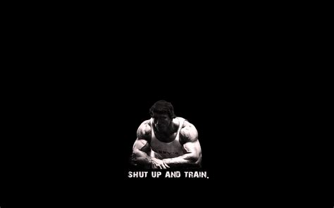 How To Increase Your Bench Press Max Beast Motivation Arnold Shut Up And Train Wallpaper