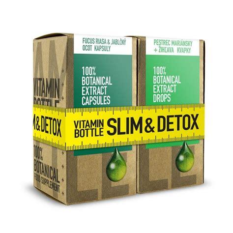 Slender Detox by Slim Detox Chudnutie A Detox 19 80 Bohatstvo Prirody