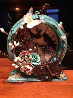themes alarm clock other altered assemblage clock altered states time