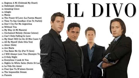 il divo new cd 17 best images about il divo on ontario new