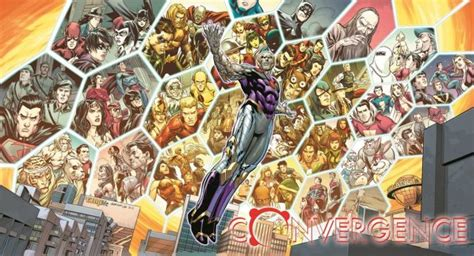 new titles from dc comics fall 2014 and spring 2015 dc comics reveals the first ten convergence tie in titles