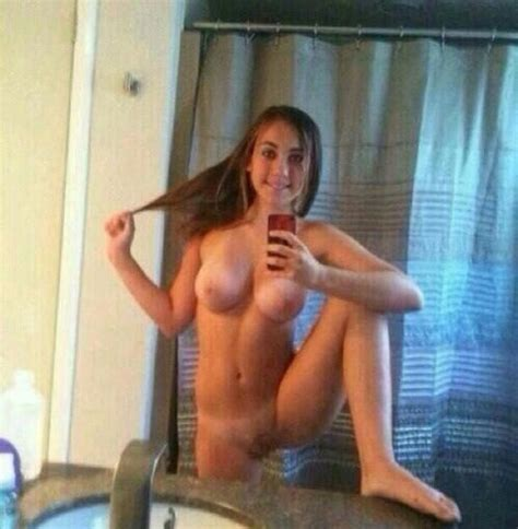 Nude Big Tit College Girl Selfie Panties Pussy And Boobs