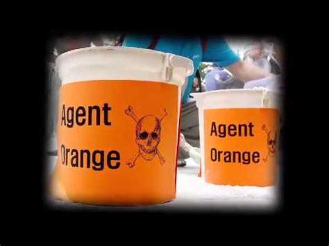 pica agente naranja