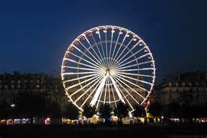 ferris wheel at the tuileries pictures