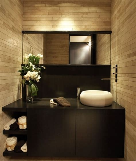 Black Vanity Bathroom Ideas Minimalist Black Bathroom Vanity Luxury Bathroom Decor Best Design Projects