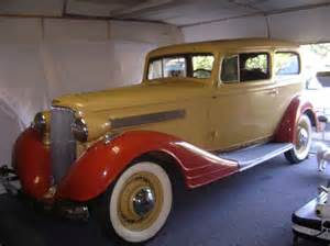 1934 Pontiac For Sale 1934 Pontiac 2 Door Touring Sedan Model 603 For Sale In