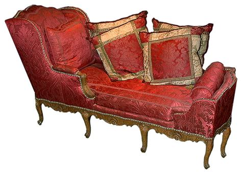 daybeds and chaises an 18th century french duchesse day bed traditional