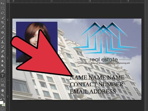 design id card using photoshop how to design an id card using adobe photoshop 5 steps
