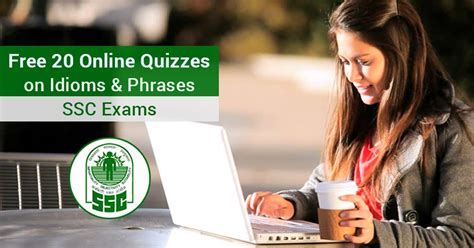 Mba Idioms And Phrases by Free 20 Quizzes On Idioms Phrases For Ssc Exams