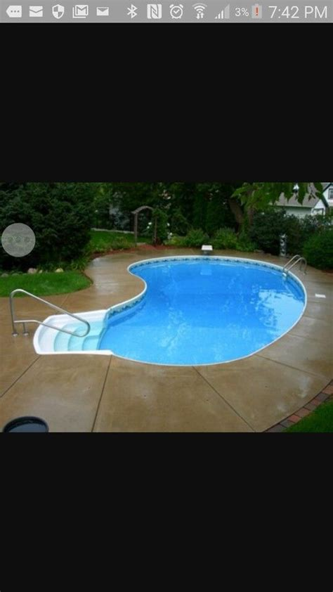 kidney shaped swimming pool small kidney shaped pool for our yard like a nola