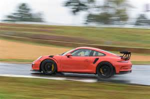 Porsche Cayman Gt3 Rs 2016 Porsche Cayman Gt4 911 Gt3 Rs Drive Review