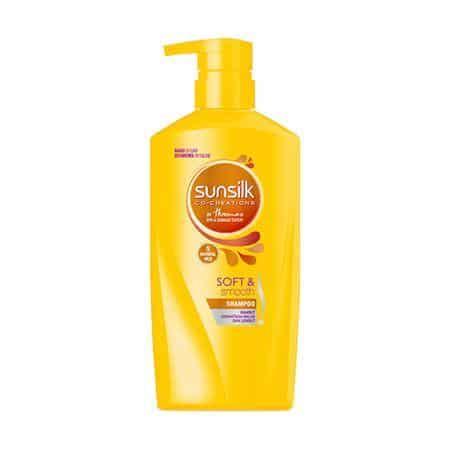 Harga Sunsilk Nourishing Soft And Smooth 10 merk sho untuk rambut berminyak yang bagus