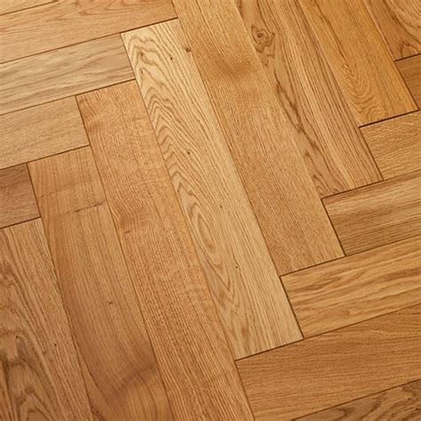 oak herringbone engineered wood flooring from