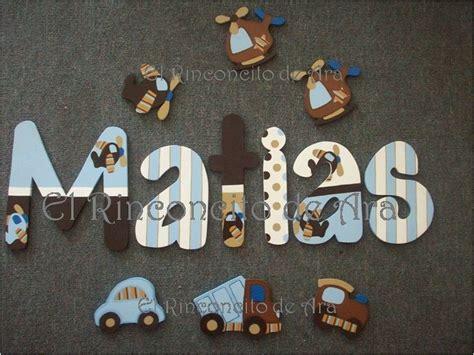 17 best images about nombres on pinterest blog bebe and ps 17 mejores ideas sobre letras para nombres de madera en