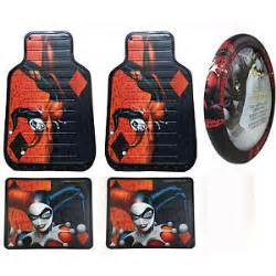 Steering Wheel Cover Harley Quinn Rubber Cover In Stock Replacement Auto Auto Parts Ready