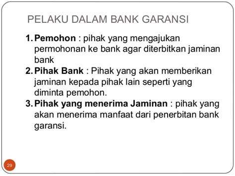 jaminan bank garansi images