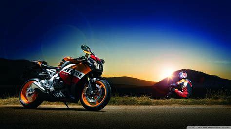 honda cbr motorcycle ultra hd desktop background wallpaper