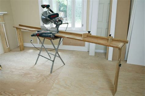 can i get a job with a bench warrant miter saw stand