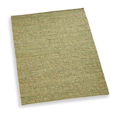 daheim de handweb teppich step 200 x 250 cm gr 252 n