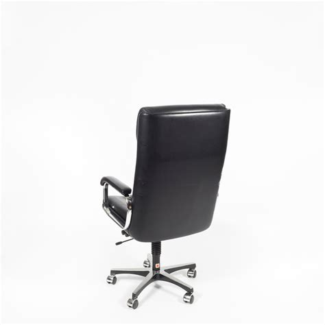 office armchairs luxury leather office chair with adjustable seat height