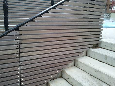 gel nder edelstahl selbstbau balkongel 228 nder metall selber bauen schwimmbadtechnik