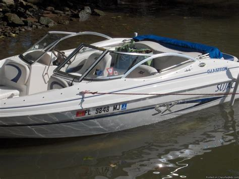 glastron runabout boat glastron sx175 fish boats for sale