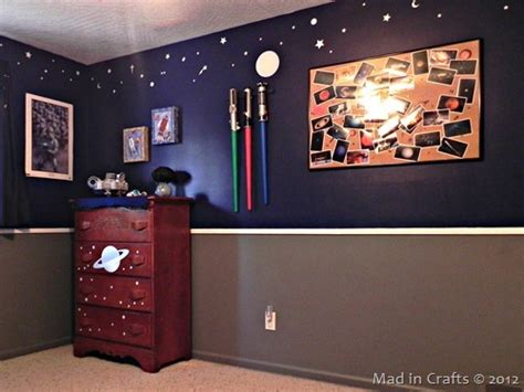 nerd bedroom ideas a super space geek bedroom mad in crafts
