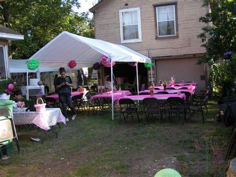 backyard sweet 16 party ideas candy buffet quincea 241 era party ideas