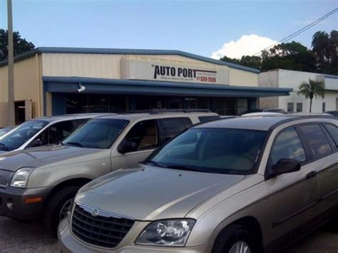 the auto port car dealership in largo fl 33773 1835