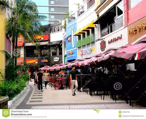 top bars in quezon city bars and restaurant in eastwood city editorial stock image