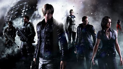 Resident Evi by Resident Evil 6