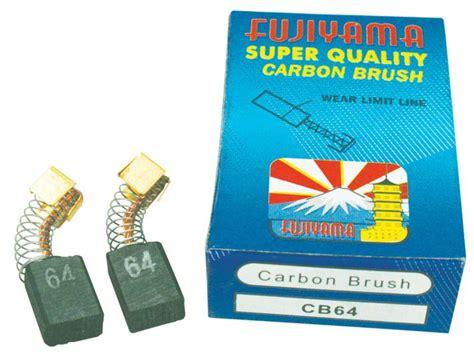 Carbon Brush 64 carbon brush cb 64 fujiyama power tools