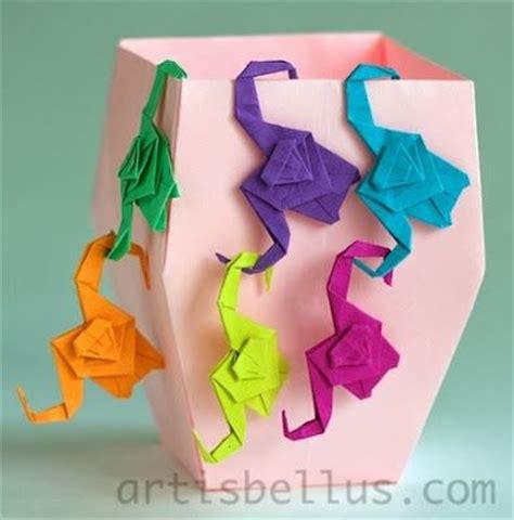 Origami Papercraft - origami toys monkeys origami papercraft origami toys