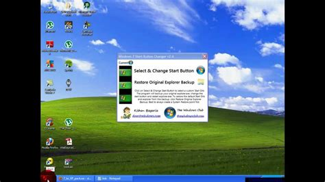 8 To Look Like This by How To Make Windows 7 Look Like Windows Xp