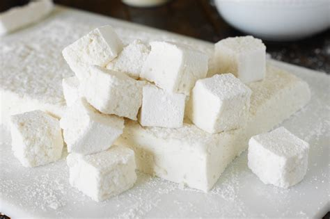 Handmade Marshmallows - how to make marshmallows genius kitchen