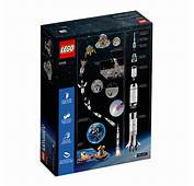 LEGO Apollo Saturn V Rocket  The Awesomer