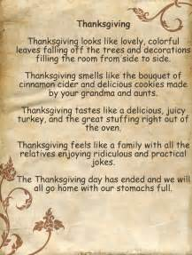 poems on thanksgiving gallery for gt thanksgiving poems for family