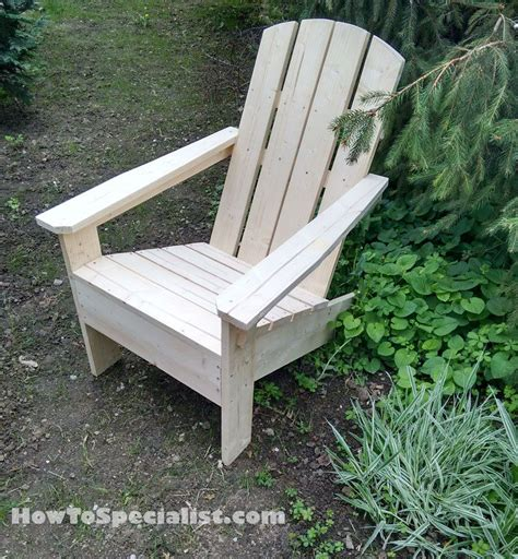Free Woodworking Plans Lawn Chairs