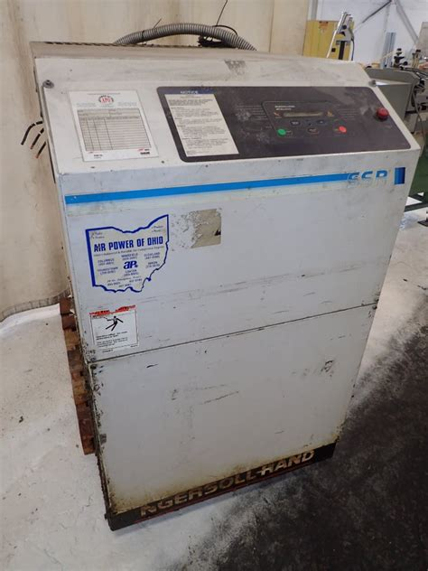 ingersoll rand ssr ep25se a 299209 for sale used