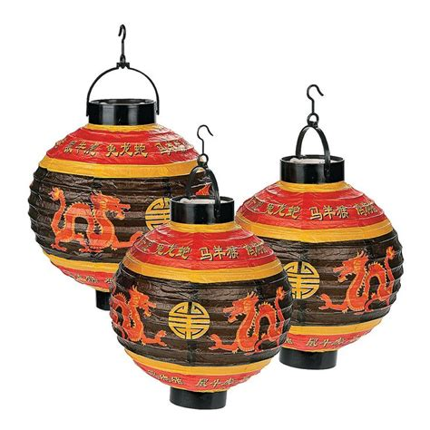 new year paper lanterns light up lanterns orientaltrading
