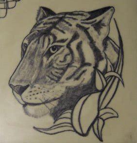 fake skin for tattooing tiger on skin by hotwheeler on deviantart