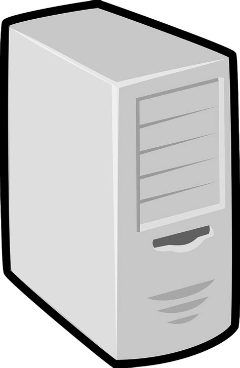 Computer,server,hardware,database,computing - free image