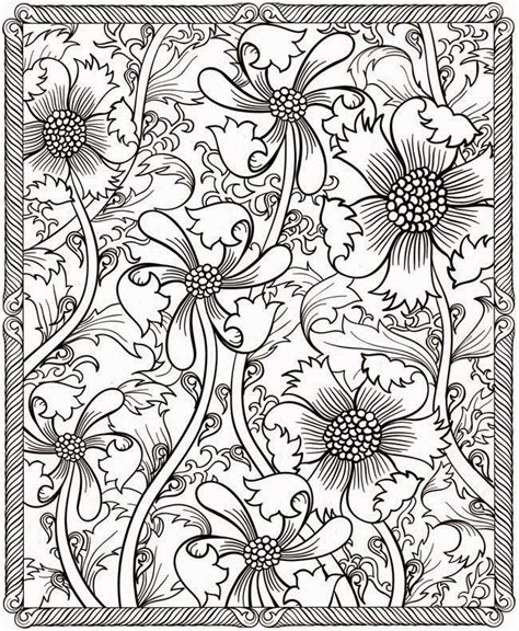 Fractal Coloring Pages Coloring Home Awesome Coloring Pages For Adults