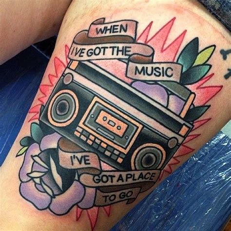radio tattoo 404 best tattoos we images on