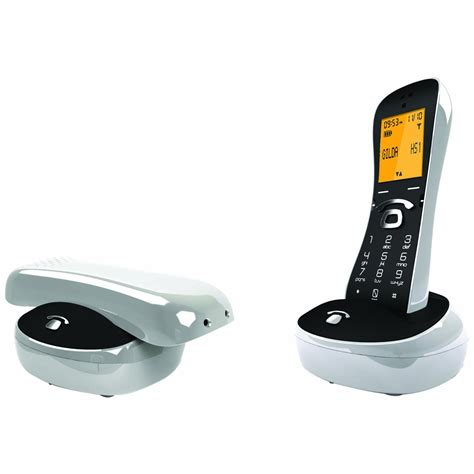 Magicboxs Touch 100 Dect Phone Has The Magical Chocolatey Touch by Magicbox Gilda Digital Dect Cordless Phone With
